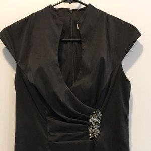 NWT Laura black dress size 6